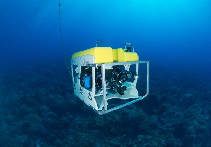 An insight into the history of ROVs