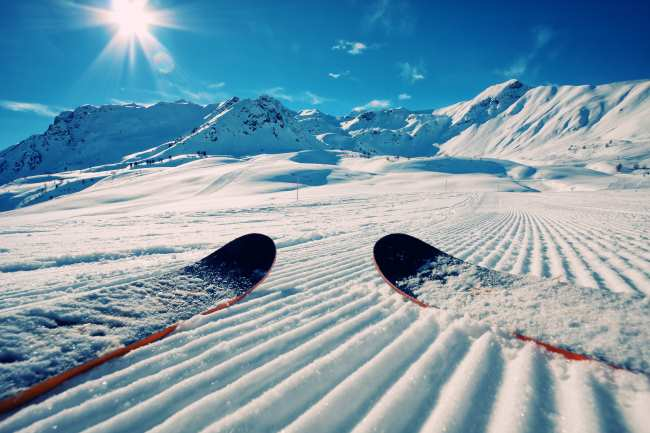 Insuring winter sports holidays